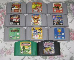 Epic N64 Update :D by T95Master