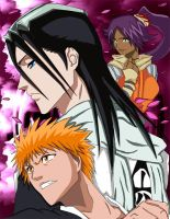 Bleach Poster by cmizer