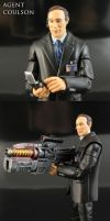 Agent Phil Coulson Avengers Movie figure by Jin-Saotome