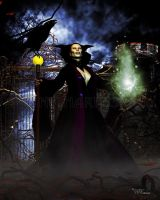 Mistress of All Evil by vaia