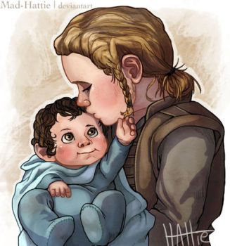 Fili's Baby Brother by Mad-Hattie