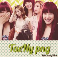 TaeNy png by ChangMine99er