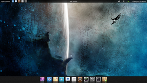 Fedora, GNOME3 and Whales - UPDATED by Beykex