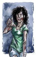 Zombie by brunoces