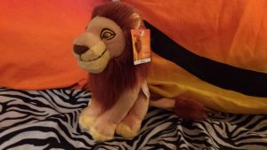 TLK Collection- MUFASA BEANIE by KaJess