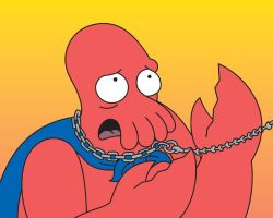 Fan Art: Dr. Zoidberg by dover19