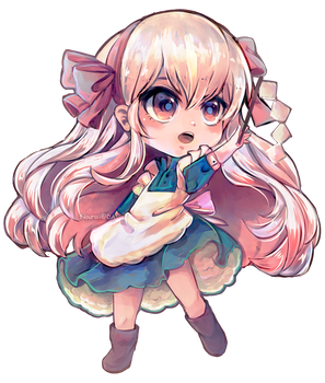 Mary-chibi-2 by Nouraii