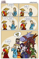 SDL: Comeuppance by CyrilTheWizard