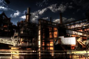 Industrial HDR (3/4) by TrePoint