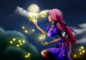 Firefly by MiNIMacal2on