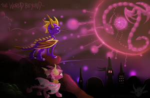 The World Beyond by A7XSparx