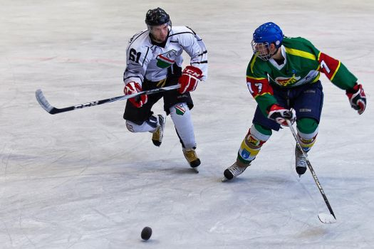 Don't You Dare   Ice Hockey by freemax