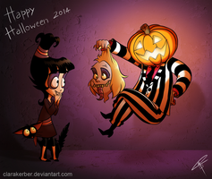 Halloween Beetlejuice 2014 by ClaraKerber