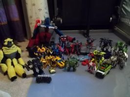 The Bots- Collection 8/19/2012 by ImmortalSpark