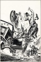 Punisher 43 1990 by BillReinhold