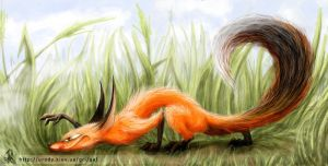 Artful Fox by RedBast