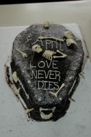 Coffin Cake by Altaria13-Stock