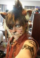 Red XIII Cosplay - I by Starvart
