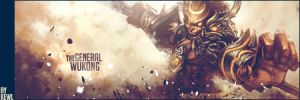The General Wukong - LoL Char. by KewlOmatic