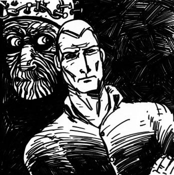 Doc Savage and the Midas Man by dan-sch
