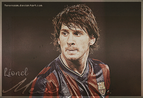 Messi by terenaam