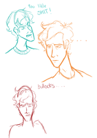 Charlie Sketches by Shauna-O-Connor