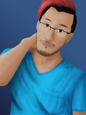 Just Markiplier by LexxyBoo