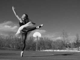 Ballet at its best by MelissMySiss