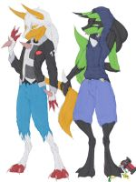 Brotherly love by JohnSergal