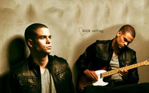 Heart Mark Salling by annlaurence
