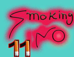 no smoking 11 by riazy2k2002
