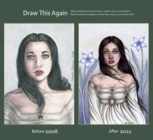 Draw Snow White Again Challenge by Verlisaerys