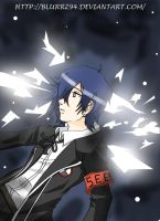 ::PERSONA 3:: by BlurrZ94