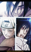 Madara Uchiha Kills Sasuke and Naruto by Kira015