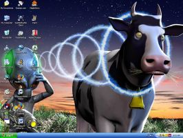 Destroy All Humans Desktop by Alpha-Rat