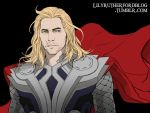 Cullen + Thor by LilyRutherford