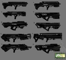 Old: Shatter Guns by ionen