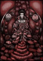 The Red Queen by chostopher