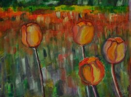 Tulips 2 by ErynLuin