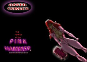 PINK POWER by ARTISTBAKER2011