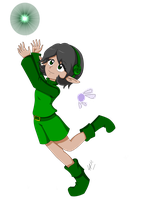 The Legend of Usaka Kuki-Saria :3 by kuki4982