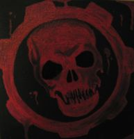 Gears of War Painting by paintmeaperfectworld