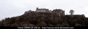 Stirling Castle 1 by syccas-stock