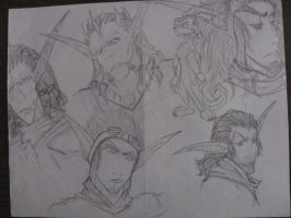 More Jak n Guys by CiyannKitty