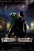 Punks of the Caribbean by Emmy-has-a-Gun
