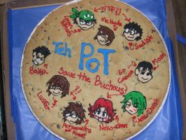 Teh PoT Cookie by Ryu-Hikari