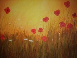 Poppy Heaven by MJLefevre