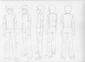 Keith Body Turnaround by radstylix