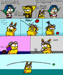 XoVeR : The One with the Ball 6 by Liliththeottsel