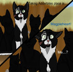TBT | Magpieheart AC by adderclaw229